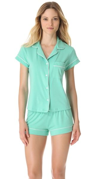 Gisele Short PJ Top