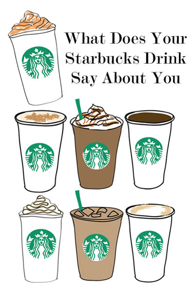 What Does Your Starbucks Drink Say About You? By the Levo League