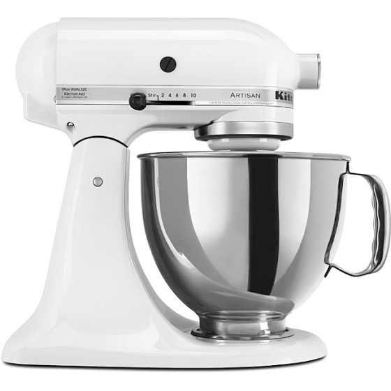 My new mixer.