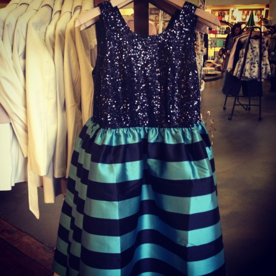 Anthro dress I'm drooling over. Want.