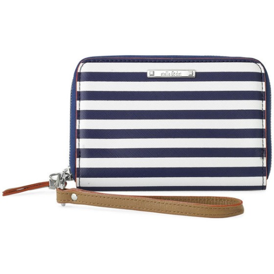 Striped Tech Wallet-Image from Stella and Dot