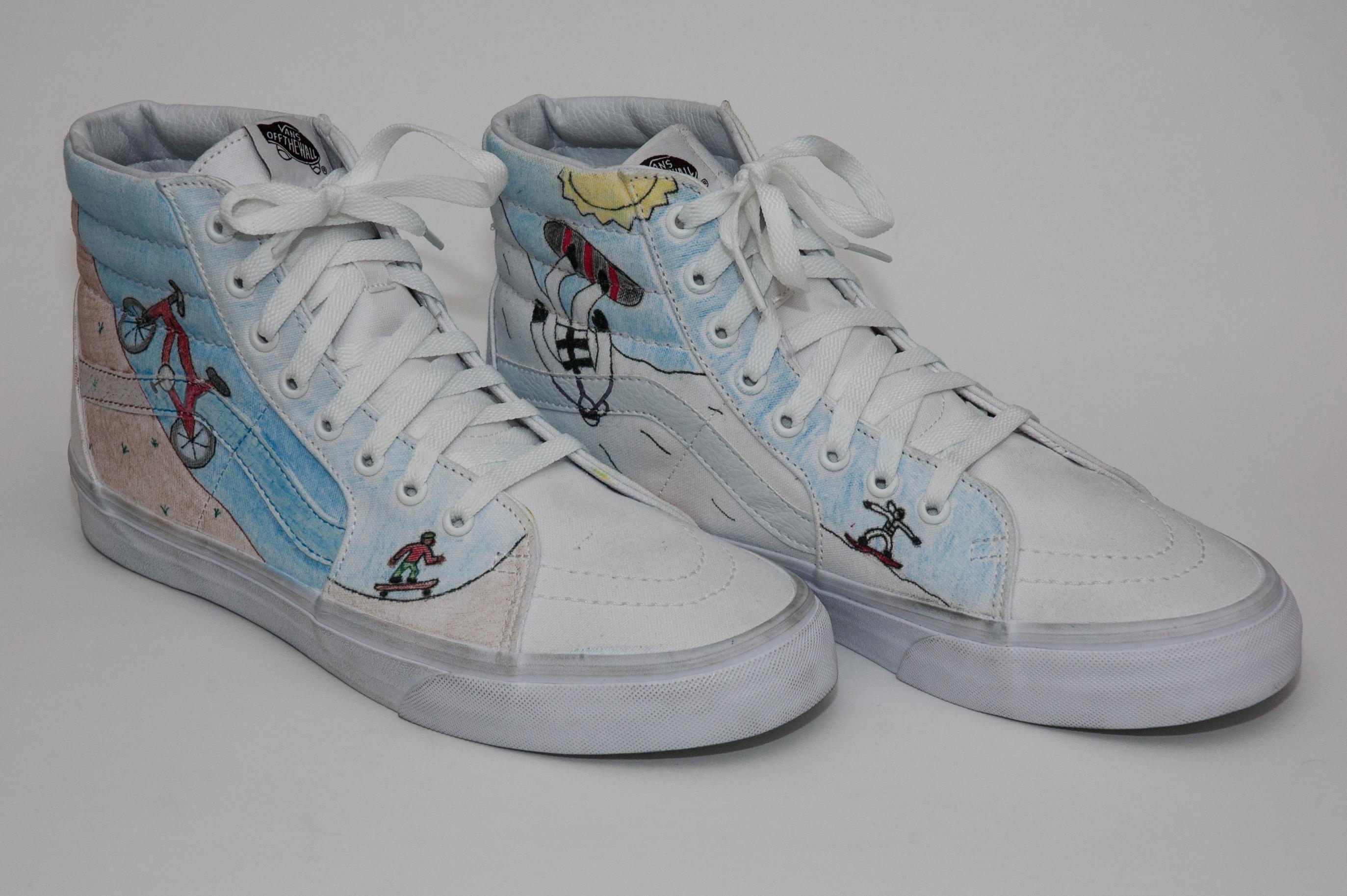 4c659d4b6eb819 Vans Custom Culture Shoe Competition 2014