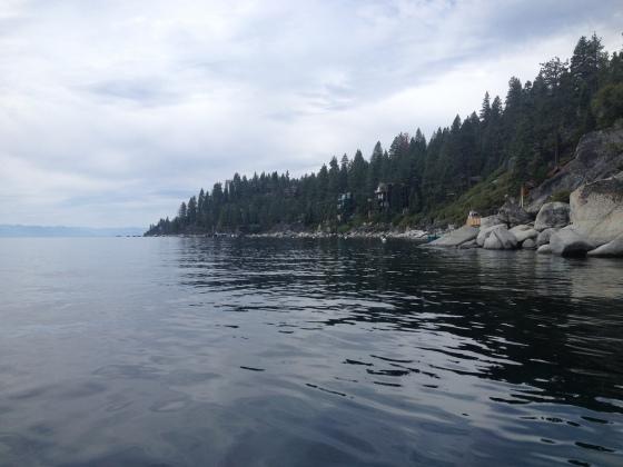 Summer in Tahoe