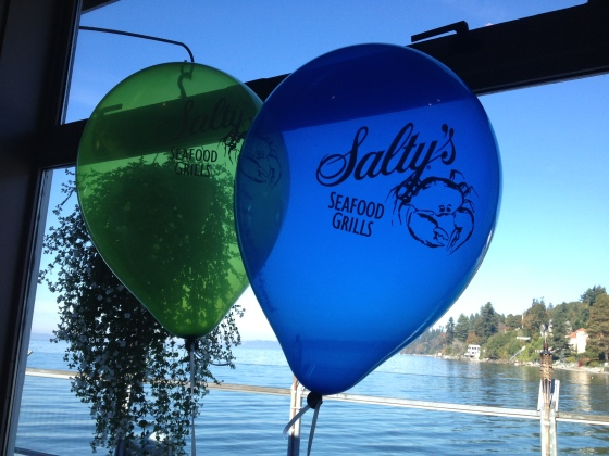 Salty's Brunch