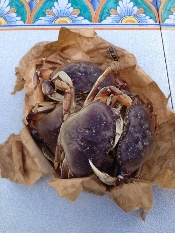 A Crab-by Lunch