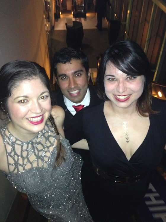 Google Holiday Party 2014