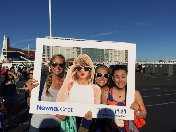 Taylor Swift Concert 2015