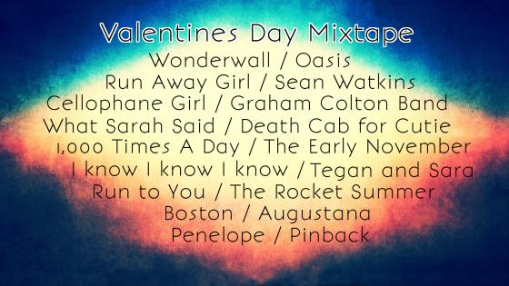 Valentines Day Mixtape
