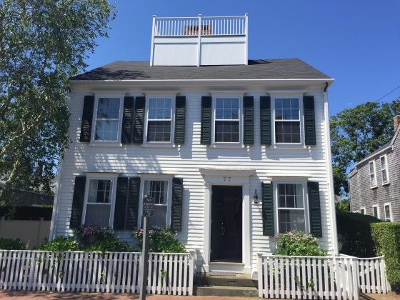 Orange Street House
