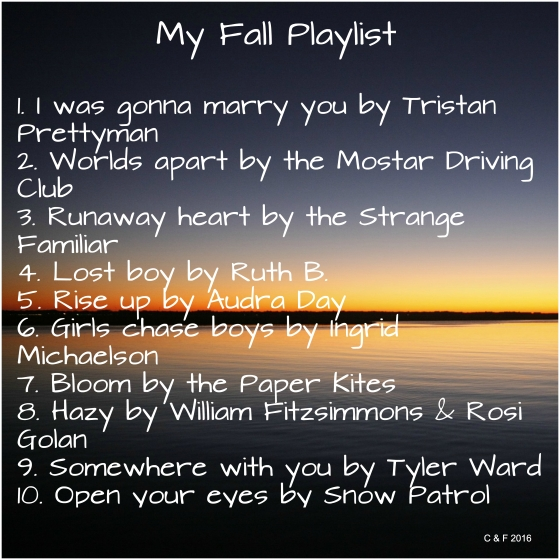 Fall 2016 Playlist