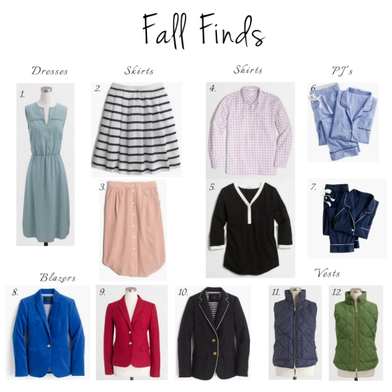 Fall Finds