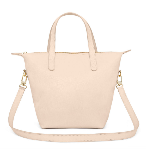 Cuyana Blush Purse