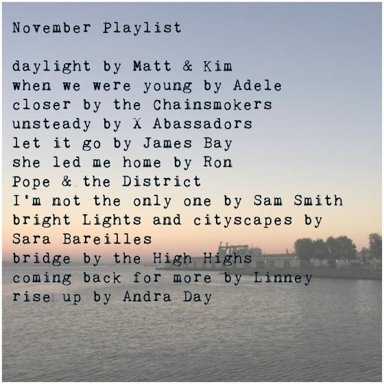 november-playlist