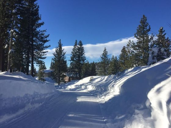 MLK Weekend in Tahoe